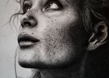 Kresba - Kreslenie portrétov