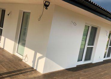 Montaž drevenych a WPC teras / kladenie podlahy