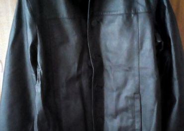 Kožená bunda / sako KARA - NOVA  vel. 48 (M)