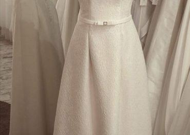 Predám svadobné šaty v. 34/36