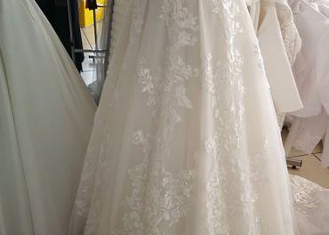 Predám štýle svadobne šaty