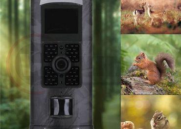 Fotopasca , pozorovacia kamera