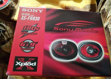 Predam autorepro SONY XS F6930