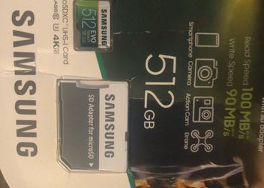 Micro Sdxc 512gb