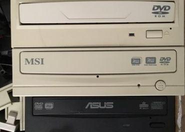 IDE a FDD disketová mechanika do PC, mechanika do notebooku