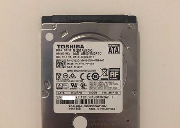 HDD Toshiba