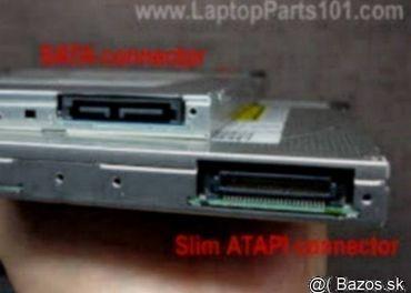 Predám DVD-RW mechaniku do notebooku ATA aj SATA