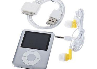 MP3/Mp4 prehravac