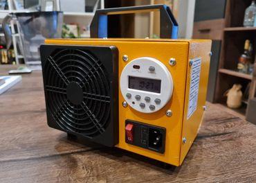 Ozónový generátor, dezinfekcia priestorov, nový, 32g/h