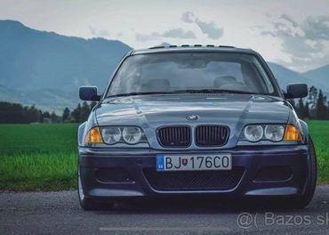 BMW e46 328i M52B28TU samosvor