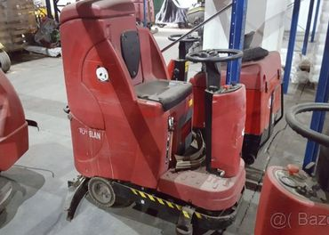 RCM ELAN 73-6 cistiaci stroj