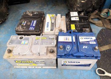 Predám rôzne autobatérie