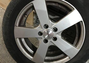 4x Dezent 16 + 4x pneu 205/55