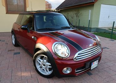 Mini Cooper D 1.6 Chilli - Xenon, Panorama -