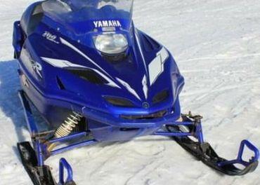 Snežný skúter YAMAHA SXR 700 cc