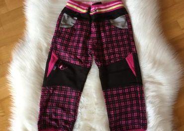 Dievčenské outdoor nohavice - veľ.92.