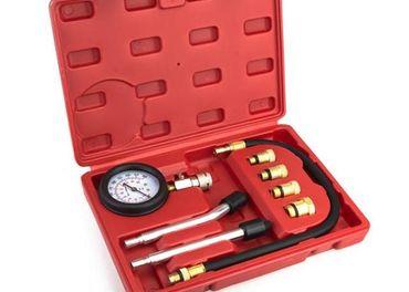 Tester, merač kompresie pre benzínové motory sada