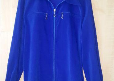 Košeľa / blejzer kráľovská modrá v.44