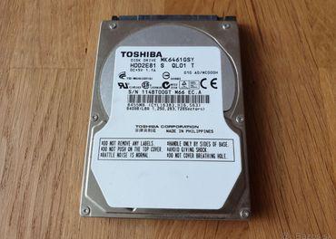 predam 2,5 disk 640GB