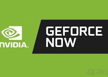 Predam licenciu GeForce NOW Founders (12 mesiacov)