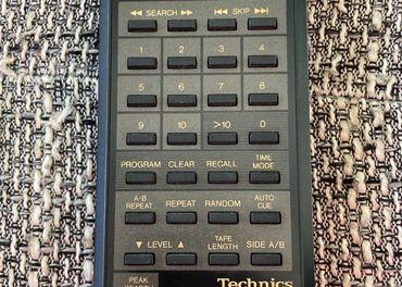 Technics remote control