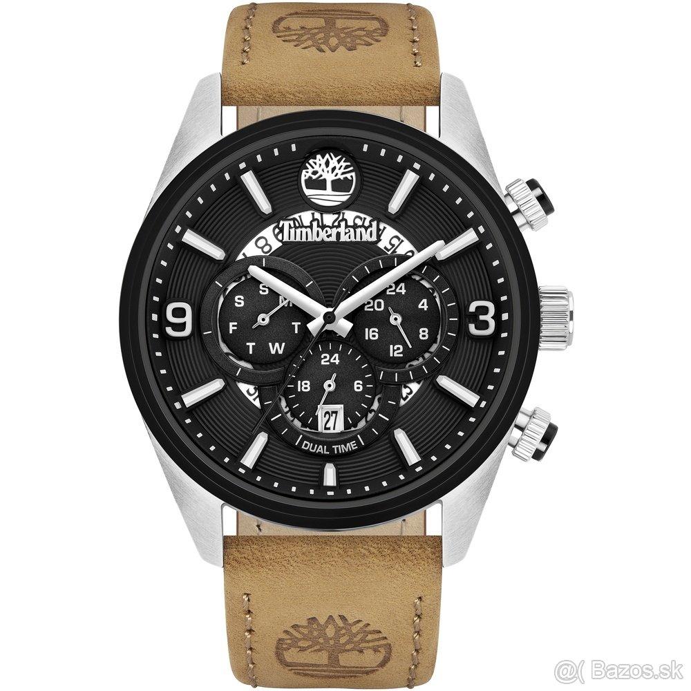 TIMBERLAND hodinky pánske NOVÉ