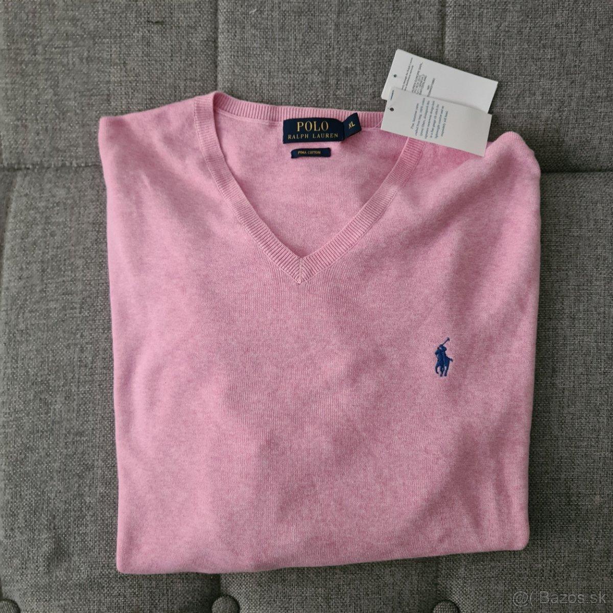 POLO RALPH LAURENT Pánsky  značkový sveter ORIGINAL