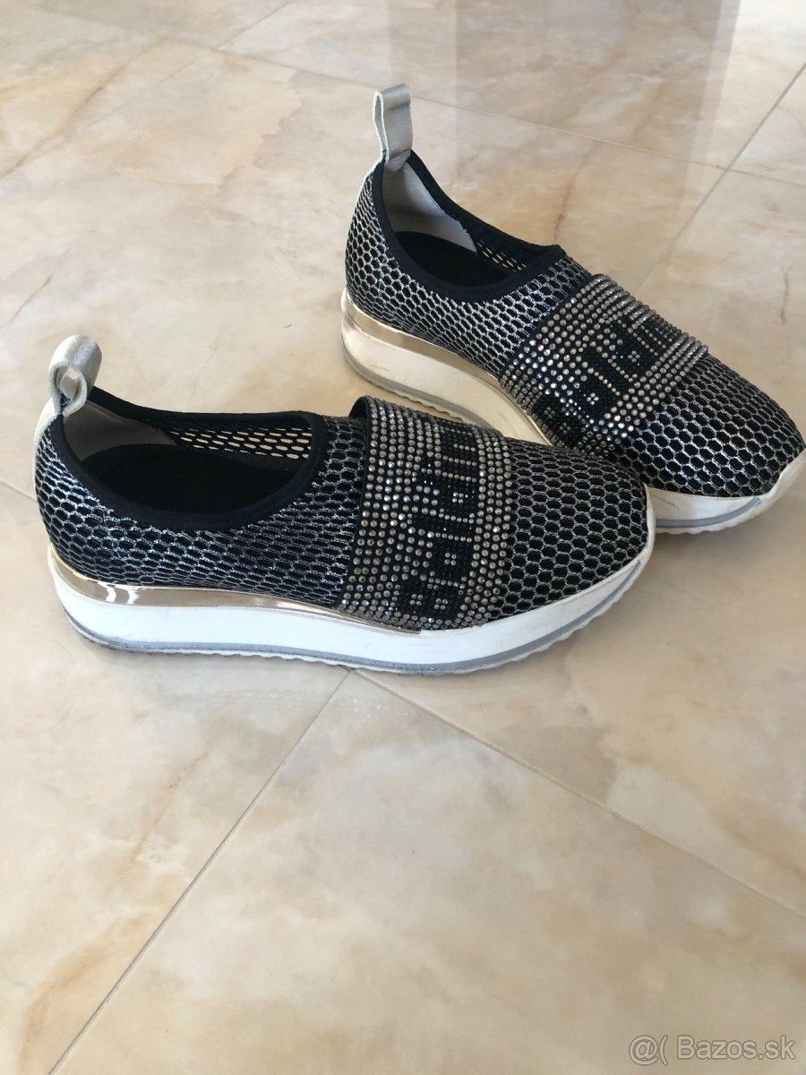 Sneakersy- dámske