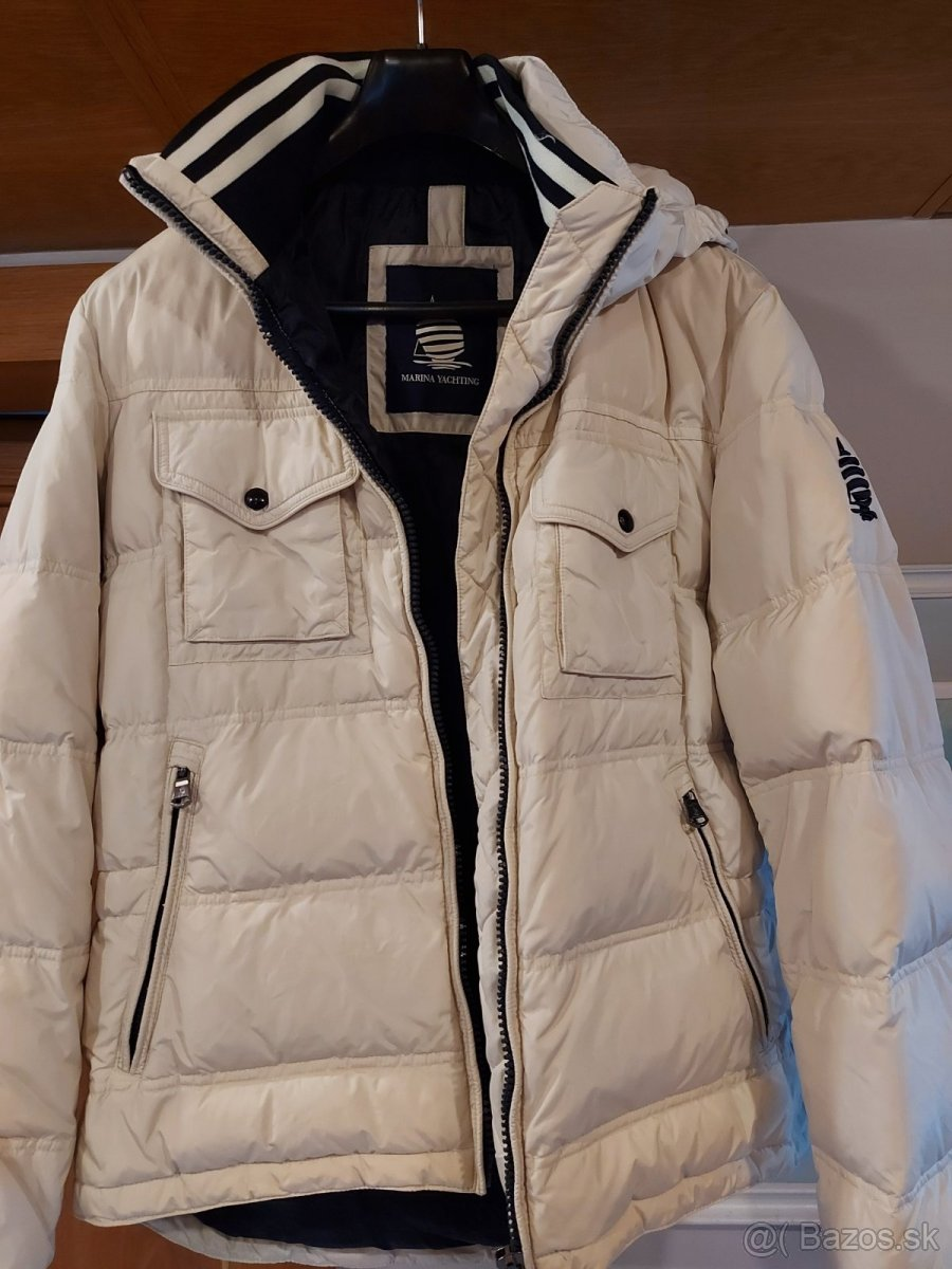 Pánska zimná bunda zn. Marina Yachting