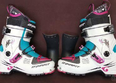 Skialp lyžiarky Dynafit TLT6 Mountain W