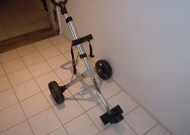 Predam Glofovy vozik detsky- Junior