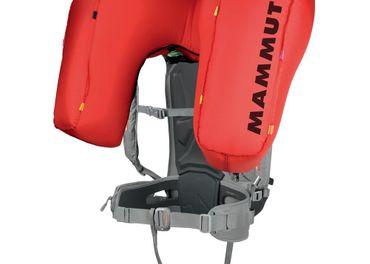Mammut Light Protection 2.0 30l + karbonova kartusa