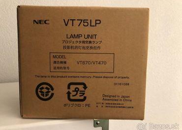 NEC nahradna lampa projektoru VT75LP  VT670 VT470