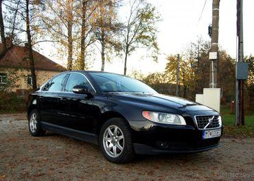 Predám Volvo S80 II 2.5T benzín r.v. 2007 6st manuál
