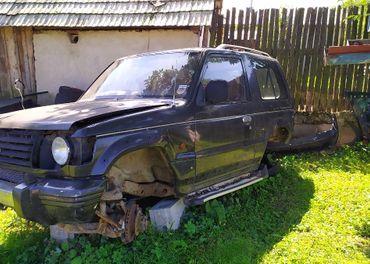 Diely Mitsubishi Pajero 2