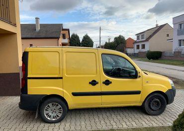 Fiat doblo cargo 1,9JTD