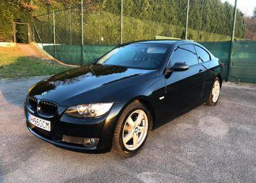 BMW 320d Coupe E92
