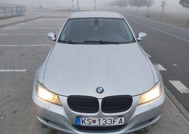 Bmw e90 lci 318d