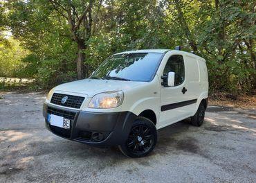 Fiat Doblo Cargo CNG