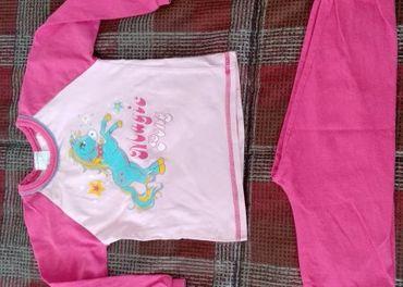 Dievčenské pyžamo veľ. 98