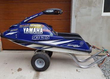 Yamaha superjet -stojka
