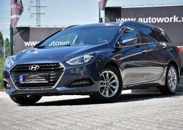 Hyundai i40 CW 1.6 GDi Benzín,100k, 28000 KM, 3/2018, Záruka