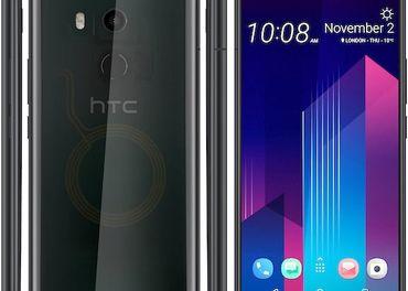 HTC U11 Plus , 4gb/64gb, dual sim, čierna metalíza...