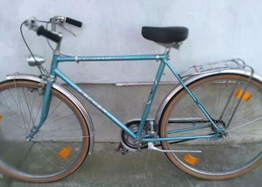FISCHER cestný trekingový bicykel 21,5rám 3prevody