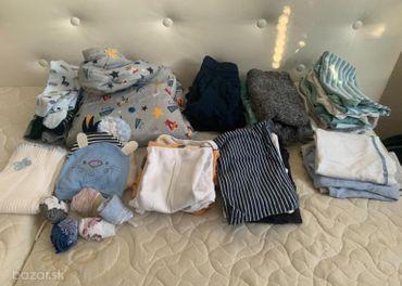 Detské oblečenie VEĽKOSŤ EU68