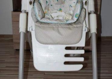 Detská jedálenská stolička CHICCO Polly 2v1