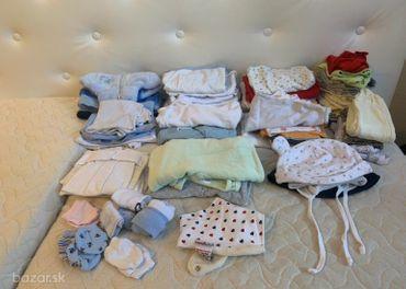 Detské oblečenie VEĽKOSŤ EU56