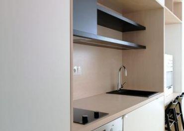 Nový priestor s 1 miestosťou a kúpeľňou