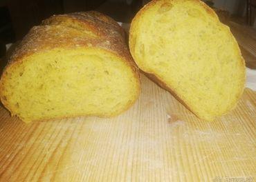Zdravé kváskové chlebíky