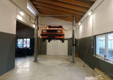 Klučo Garage - prenájom zariadenej garáže